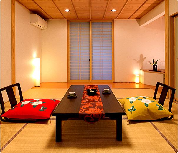 一般客室和室